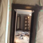 Before: Downtown condo frames, doors, walls