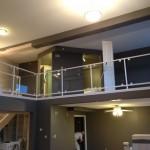 After: Saskatchewan Drive Loft repaint