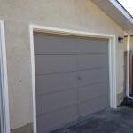 Exterior Home Garage Repaint